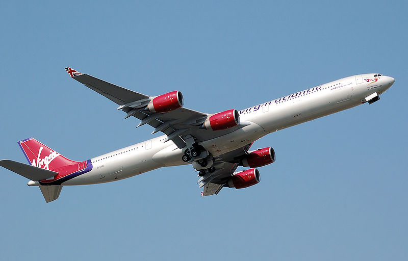 Virgin Atlantic A340-600: Courtesy - Virgin Atlantic Airways