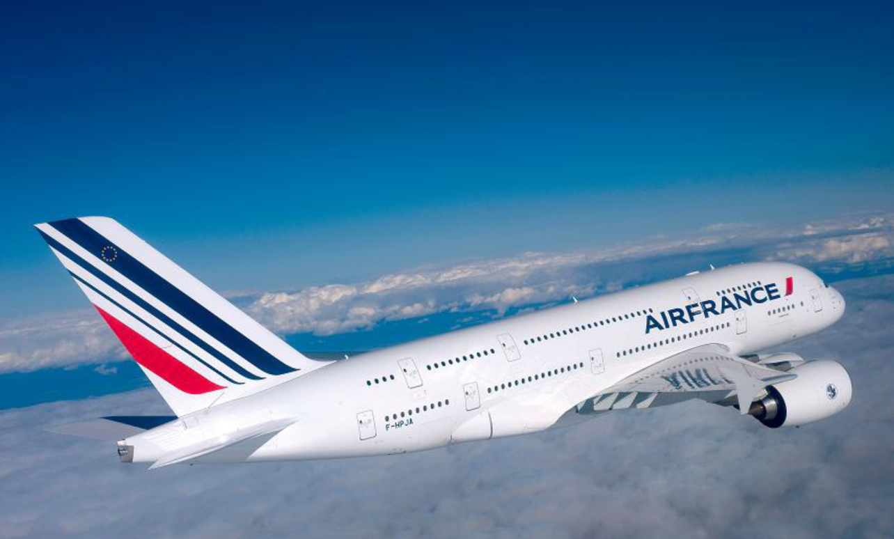 Air France A380 - Courtesy: Air France